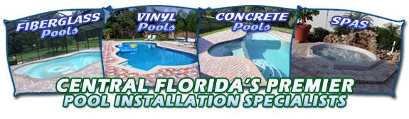 Orlando Pool Construction Central Florida Vinyl Pool