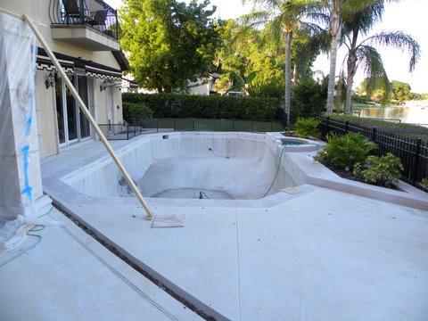 Orlando Central Florida Pool Renovation Remodeling And Repair